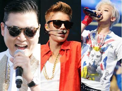 Konser di Korea, Justin Bieber Akan Tampil Bareng G-Dragon dan Psy?