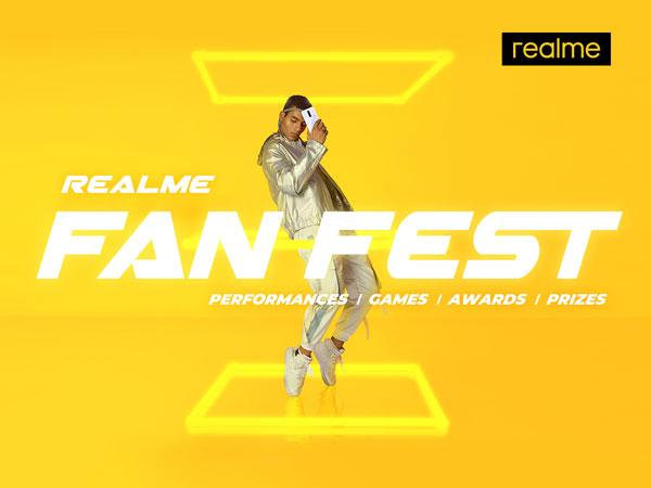 realme Ajak Fans Loyal Seru-seruan di Acara 'realme Fan Fest 2019'