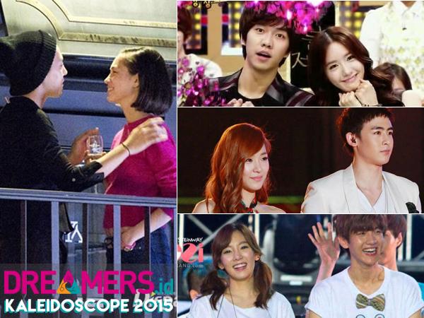 Didominasi oleh SNSD, Ada 7 Pasangan Seleb Korea yang Umumkan Putus Sepanjang 2015