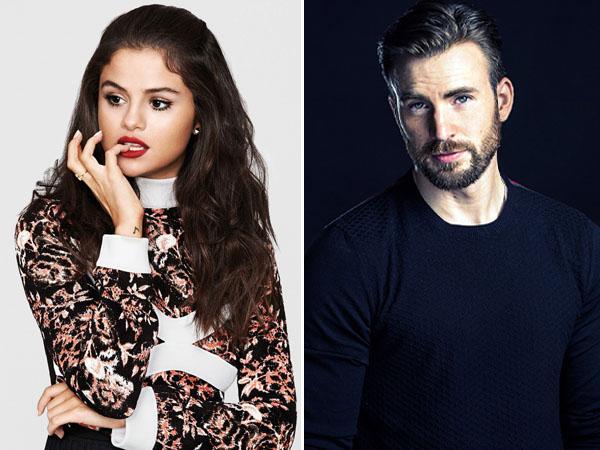 Lupakan Justin Bieber, Kini Selena Gomez Naksir Chris Evans?