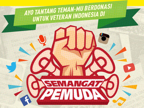 Yuk, Sebarkan Rasa Cinta untuk Indonesia Lewat Aksi #SemangatPemuda