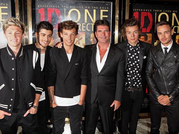 One Direction Sibuk Solo Karir, Simon Cowell: Ada Peluang 1D Lakukan Reuni