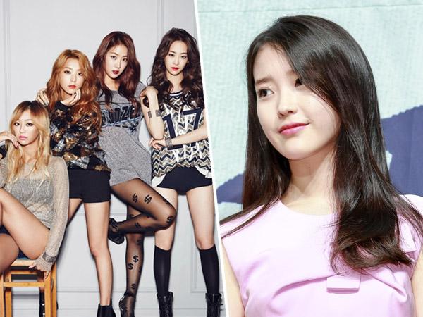 LOEN Entertainment Bocorkan Comeback IU, Sistar, dan Debut Boy Group Barunya