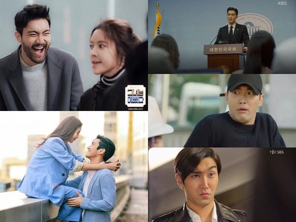 5 Drama Korea Populer Ini Dibintangi Siwon Super Junior