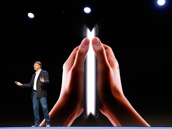 Jelang Perilisan Galaxy S10, Nama Smartphone Layar Lipat Samsung Terungkap
