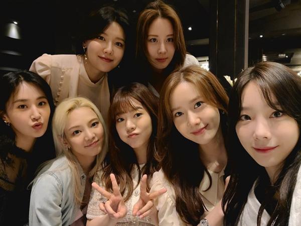 SNSD Posting Video Latihan Nyanyi Bikin Fans Rindu Berat #GG4EVA