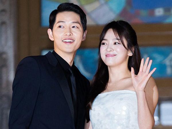 Bukan Liburan, Song Joong Ki dan Song Hye Kyo ke Bali Untuk Foto Pre-Wedding?