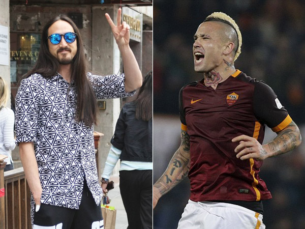 DJ Steve Aoki dan Pemain Sepakbola AS Roma Ini Beri Dukungan untuk Ahok