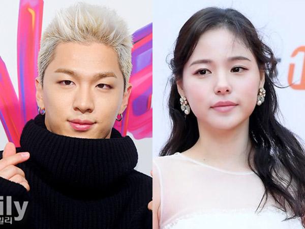 Taeyang Big Bang dan Min Hyo Rin Dikabarkan Akan Menikah!