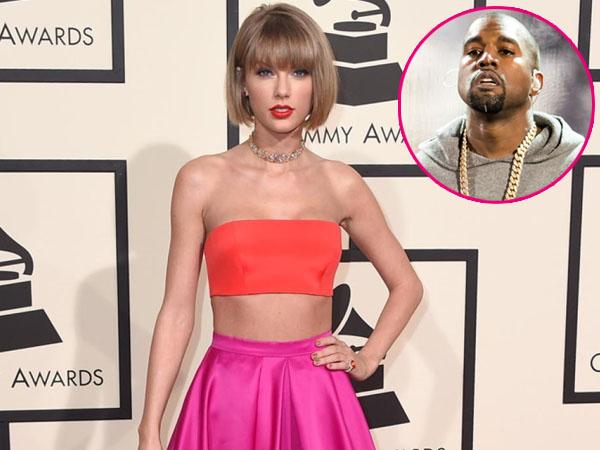 Menang Banyak Trofi, Taylor Swift Sindir Kanye West di Panggung Grammy Awards 2016