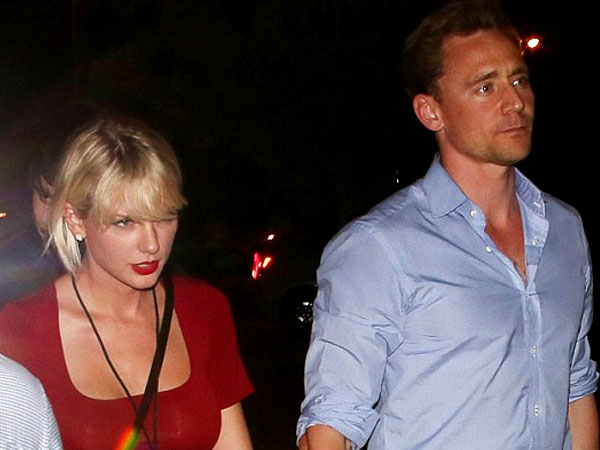 Mesranya Tom Hiddleston Gandeng Tangan Taylor Swift Usai Nonton Konser Selena Gomez