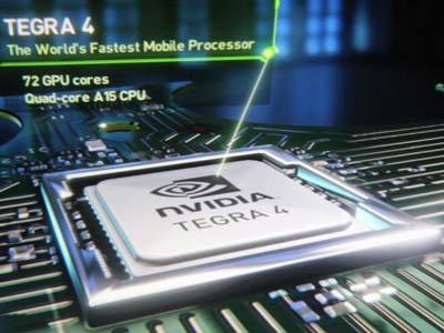 Nvidia Luncurkan Prosesor Tercepat di Dunia