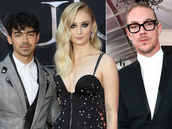 Cerita Lucu Diplo Tak Sengaja 'Menghancurkan' Pernikahan Rahasia Joe Jonas dan Sophie Turner