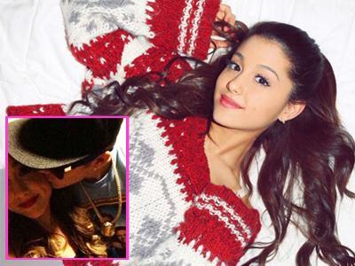 Ariana Grande Dipaksa Justin Bieber Unggah Foto Cium Pipi
