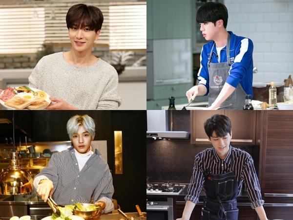 Deretan Idol K-Pop yang Jago Masak, Suami Idaman Banget