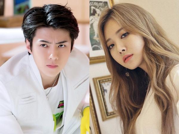 Sehun EXO dan Yura Girls Day Dikonfirmasi Bintangi Drama 'Now We Are Breaking Up'