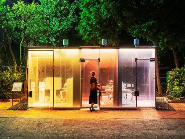 Jepang Luncurkan Toilet Transparan nan Ajaib, Amankah?
