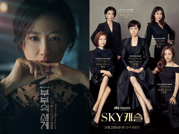 The World of the Married Sukses Geser SKY Castle Jadi Drama Rating Tertinggi TV Kabel