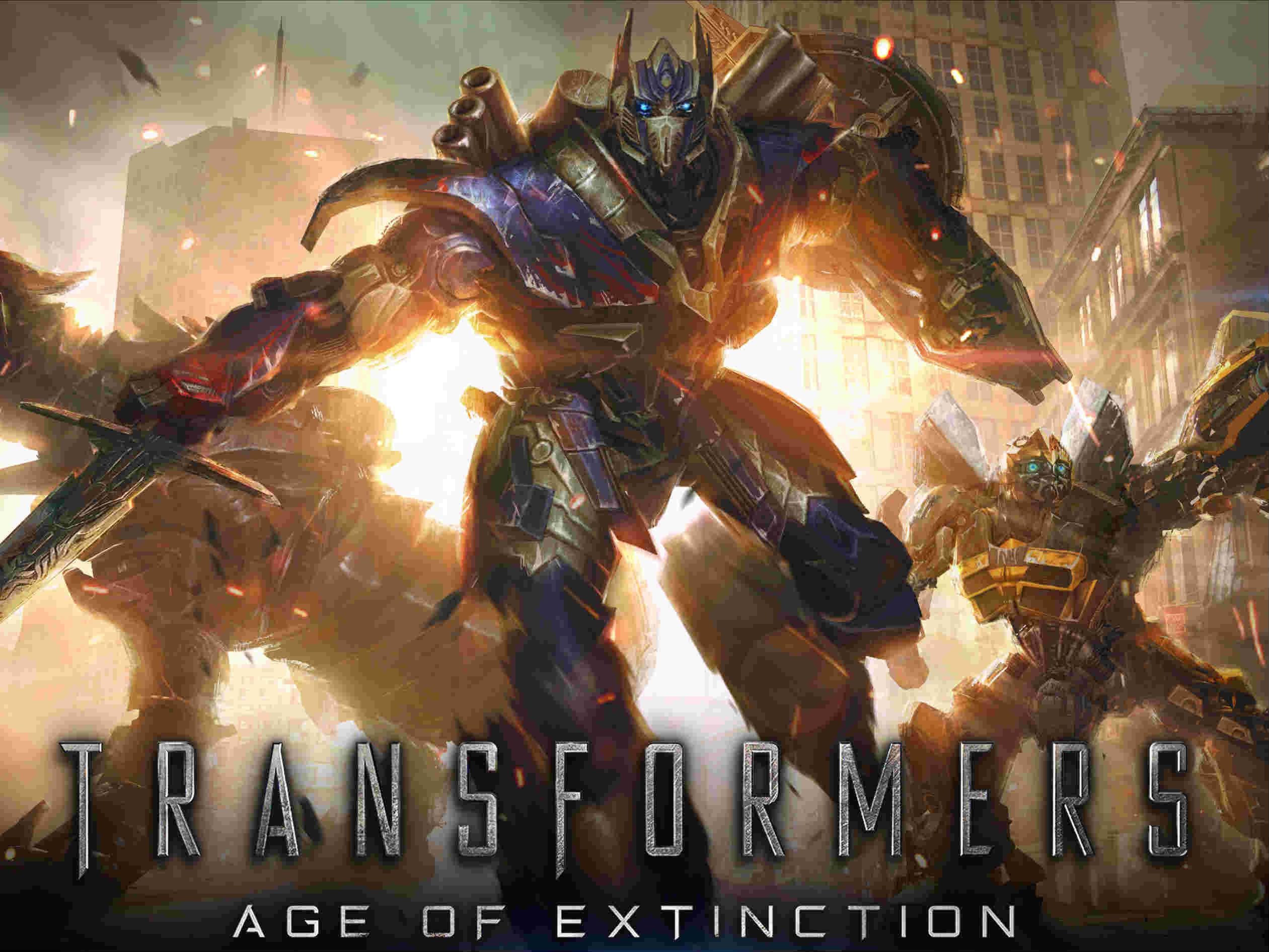 Inilah 3 Fakta Keren Tentang Efek Visual Film 'Transformers: Age of Extinction'!
