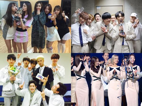 Lewati Perjuangan Keras, 4 Grup Idola K-Pop Ini Mulai Diakui Kesuksesannya!