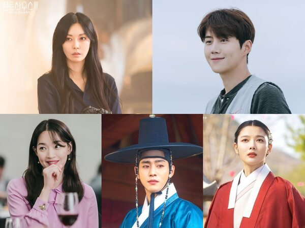 5 Aktor dan Aktris Korea Paling Banyak Diperbincangkan Pekan Ini