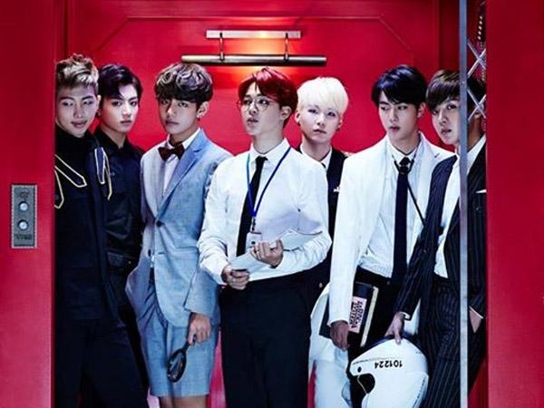 Dari Dokter Hingga Detektif, BTS Berkumpul di Dalam Lift untuk Comeback 'Sick'