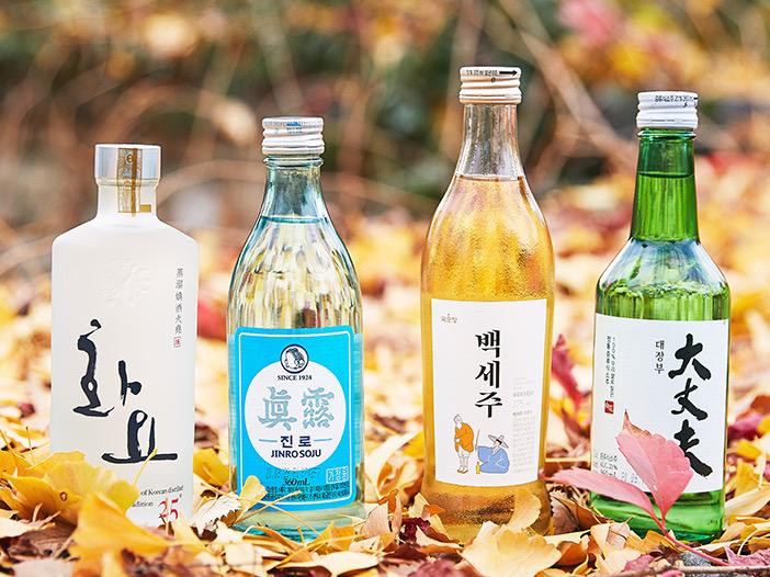 Kenali Jenis-jenis Minuman Alkohol Populer dari Korea Selatan