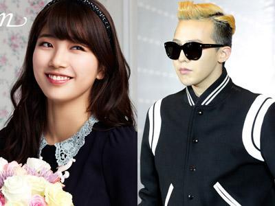 Suzy miss A Ikut Antusias dengan Comeback G-Dragon!