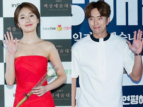 Terdapat Bukti yang Mirip, Baek Jin Hee Dan Yoon Hyun Min Kembali Dirumorkan Pacaran