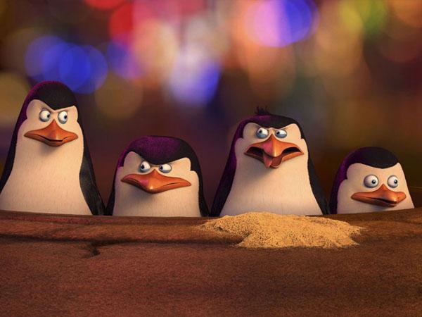 Intip Konyolnya Aksi Para Penguin di Trailer Baru 'Penguins of Madagascar'