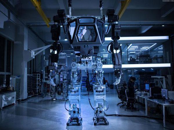 Bak Film 'Avatar', Robot Tempur Raksasa Buatan Korea Selatan Ini Jadi Viral