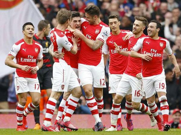 Arsenal Depak Manchester United di Klasemen Liga Inggris Usai Kalahkan Southampton