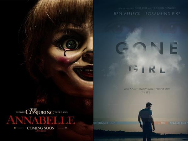 'Annabelle' Vs 'Gone Girl', Mana Yang Berhasil Rajai Box Office Minggu Ini?