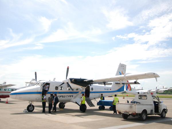 Pesawat Aviastar Hilang Di Makassar, Diberikan Status 'Berbahaya'