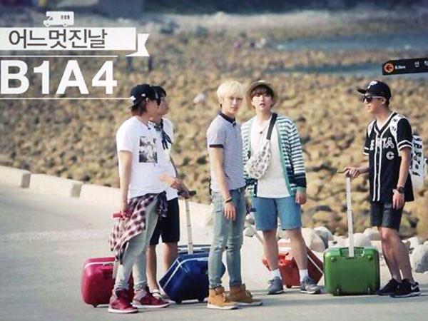 Gantikan SHINee, B1A4 Siap Liburan Dalam Reality Show 'One Fine Day' !