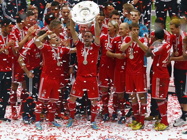 Ini Daftar Para Juara Liga Sepakbola di Eropa Musim 2013-2014!