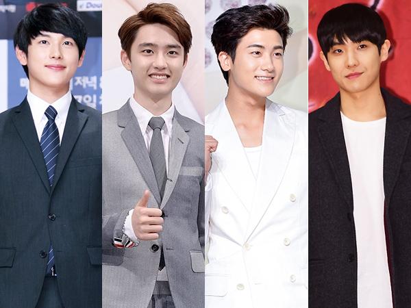 Empat Idola K-Pop Ini Saingan Untuk Raih Gelar Aktor Pendatang Baru Terbaik