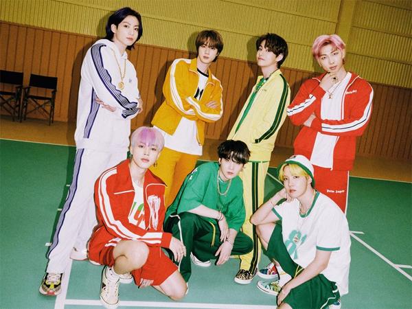 'Butter' Jadi Lagu Kedua BTS yang Raih Sertifikat Double Platinum di AS