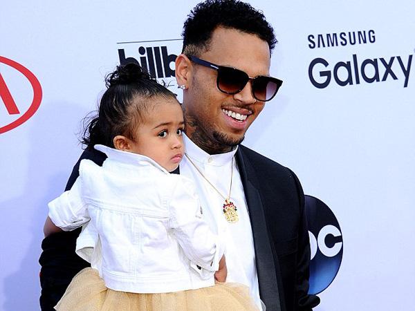 So Sweet, Chris Brown Beri Judul Album Barunya dengan Nama Anak Perempuannya