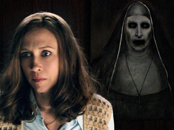 Bikin Penasaran, Benarkah Valak Lebih Seram Di Trailer 'Terbalik' Film 'Conjuring 2'?