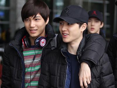 Foto Keakraban D.O dan Kai EXO Sejak Pra Debut Tuai Perhatian