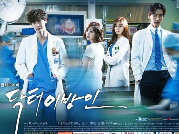 Berhasil Jadi Drama Favorit Terbaru, Apa Sih Daya Tarik SBS 'Doctor Stranger'?