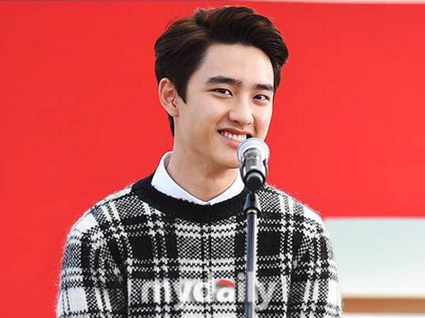D.O. EXO Hadir Sebagai Aktor di Ajang Busan International Film Festival ke-19
