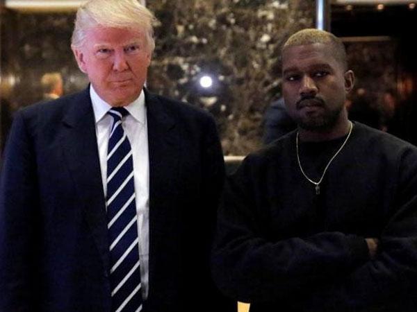 Jelang Pelantikan Donald Trump, Kanye West Belum Terima Undangan Konser Inagurasi
