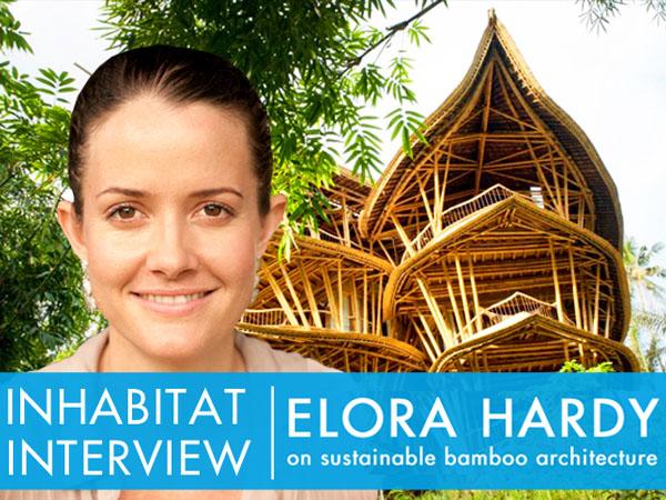 Wanita Ini Tinggalkan Karirnya di New York Hanya Untuk Bangun Rumah Bambu di Bali