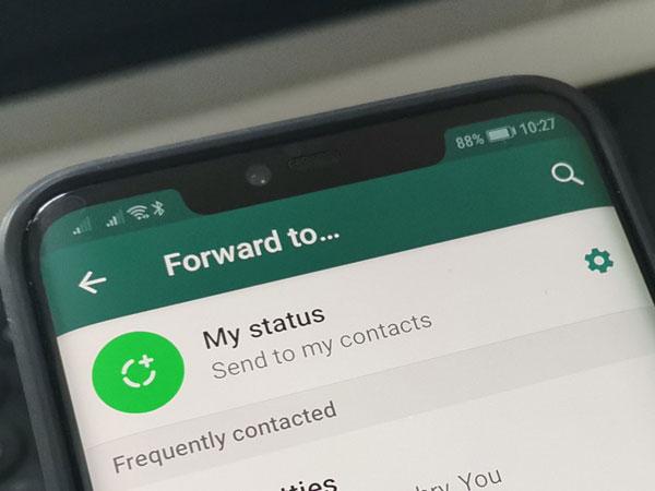 Cegah Hoax Jelang Pemilu, WhatsApp Batasi Forward Pesan Hanya 5 Kali