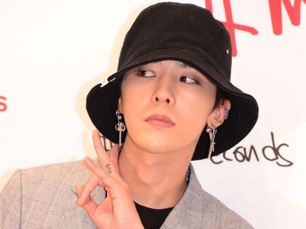 Album Comeback Solo G-Dragon Sukses Raih All-Kill di Korea Hingga Dunia!