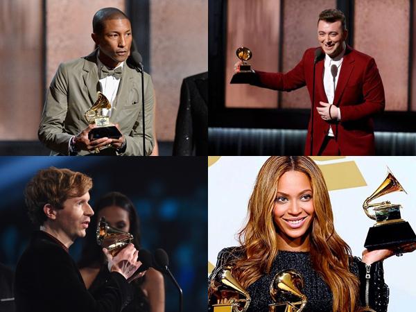 Ini Daftar Lengkap Pemenang Grammy Awards 2015!