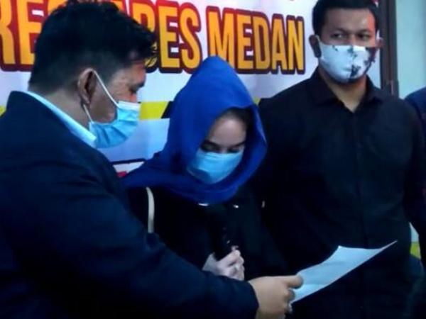 Ditangkap Terkait Prostitusi, Hana Hanifah Minta Maaf