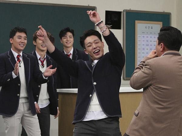 iKON Unjuk Bakat Hingga Buat Sketsa Komedi Kocak di Episode Terbaru 'Knowing Brothers'
